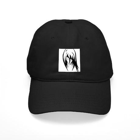 Emo.Girl.2 Black Cap