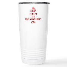 Keep Calm and Leg Warme Travel Mug