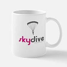Pink Skydive Mug