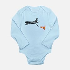 Cute Kc 135 Long Sleeve Infant Bodysuit