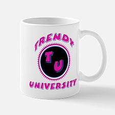 Trendy University Pink Mug