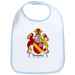 Fontaine Family Crest Bib