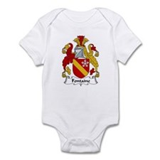 Fontaine Family Crest Infant Bodysuit