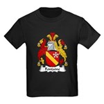 Fontaine Family Crest Kids Dark T-Shirt