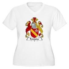 Fontaine Family Crest T-Shirt