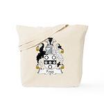 Fogg Family Crest Tote Bag