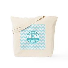 Take Me To the Beach Aqua Tote Bag