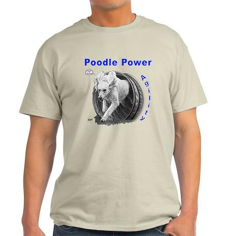 Poodle Power Agility Light T-Shirt