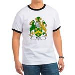 Fitch Family Crest Ringer T