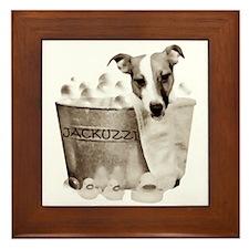 JRT Humor - JACKUZZI Framed Tile