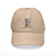 I Support My Sister 2 - USAF Baseball Cap
