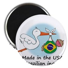 "Cute Its a boy 2.25"" Magnet (10 pack)"