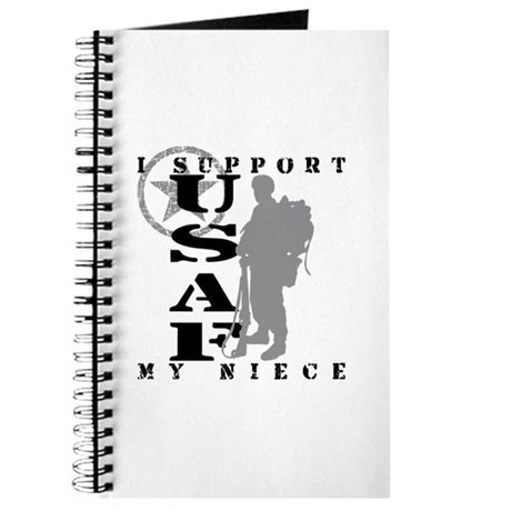 I Support My Niece 2 - USAF Journal