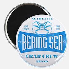 CRAB CREW BRAND Magnet