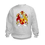 Ferne Family Crest  Kids Sweatshirt