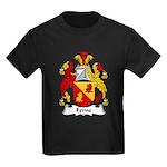 Ferne Family Crest  Kids Dark T-Shirt