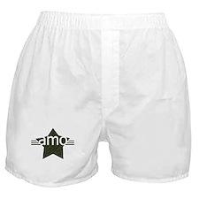 Funny Allison mack Boxer Shorts