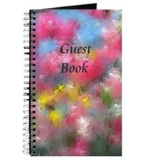 PARTY TIME! GUEST BOOK