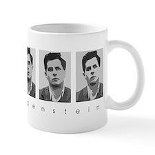Wittgensteins (in B&W) Small Mug
