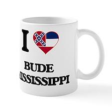 I love Bude Mississippi Mug