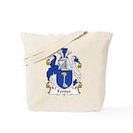 Fender Family Crest Tote Bag