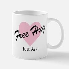 Free Hug Mug