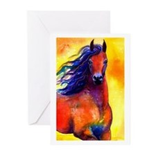 Arabian 1  Greeting Cards (Pk of 10)