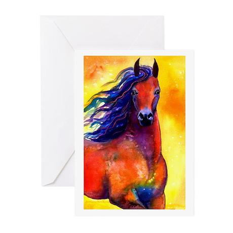 Arabian 1 Greeting Cards (Pk of 10)