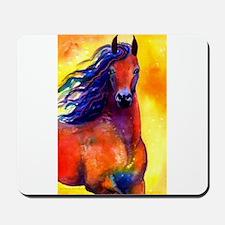 Arabian Horse #1 Mousepad