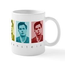 Wittgensteins (in Color) Mug