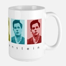 Wittgensteins (in Color) Mug