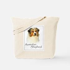 Australian Shepherd-1 Tote Bag