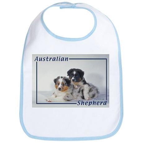 Australian Shepherd-2 Bib