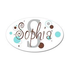 Sophia Wall Sticker
