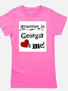 Someone in Georgia T-Shirt