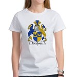 Farnham Family Crest Women's T-Shirt