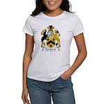 Fanshaw Family Crest Women's T-Shirt