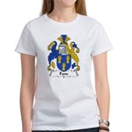 Fane Family Crest Women's T-Shirt