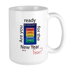 New Year (fear) Mug