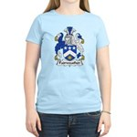 Fairweather Family Crest Women's Light T-Shirt