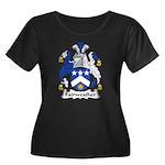 Fairweather Family Crest Women's Plus Size Scoop N