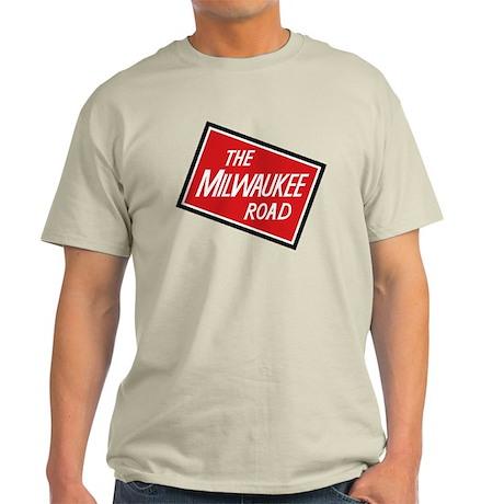 Milwaukee Road 2 Light T-Shirt