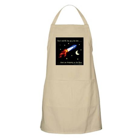 Sky's Not the Limit BBQ Apron