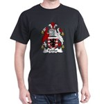 Fairfax Family Crest  Dark T-Shirt