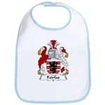 Fairfax Family Crest  Bib