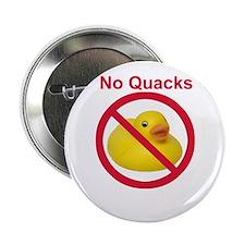 Rubber Duck: No Quacks Button