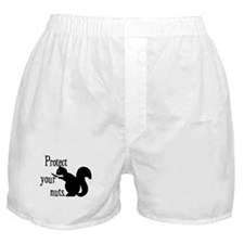 Protect Your Nuts. Boxer Shorts