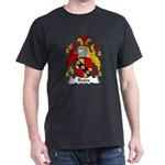 Evers Family Crest  Dark T-Shirt