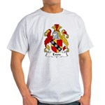 Evers Family Crest  Light T-Shirt