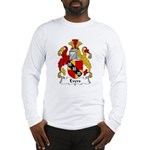 Evers Family Crest  Long Sleeve T-Shirt